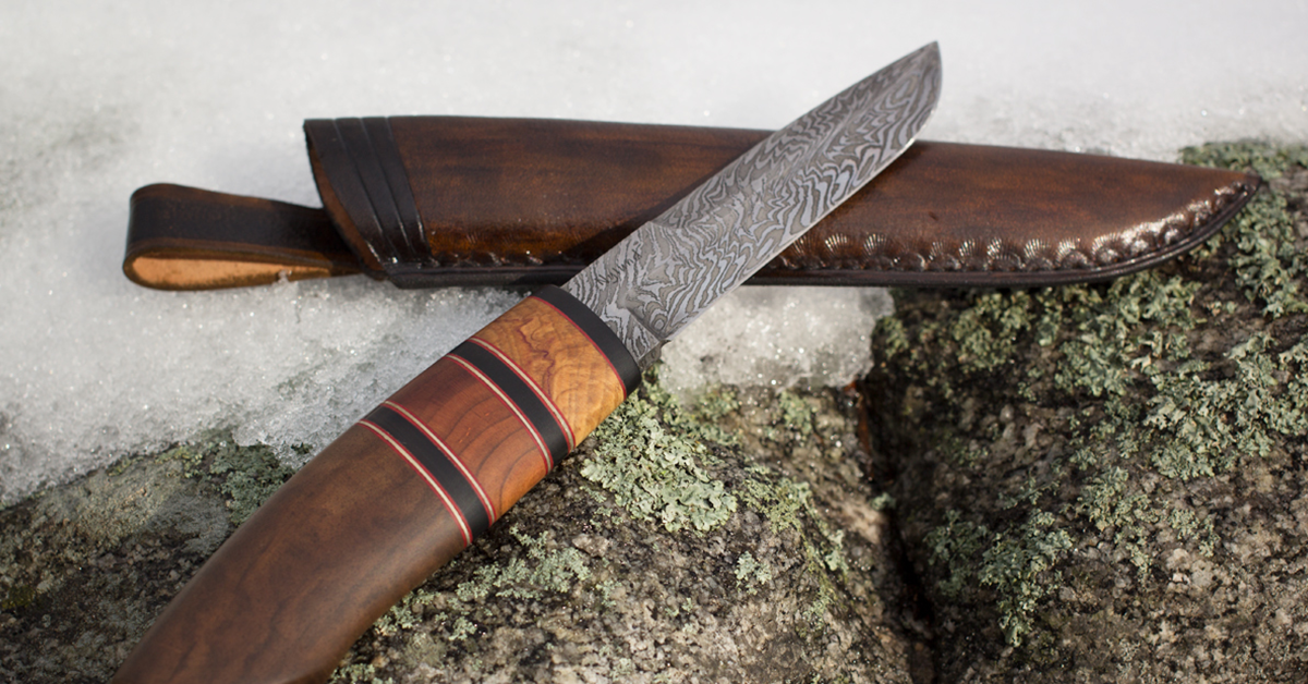 damascus-custom-knife